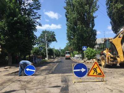 Вулицю Хотинську мають відремонтувати до вересня, а вулицю Переяславську -  до Дня міста