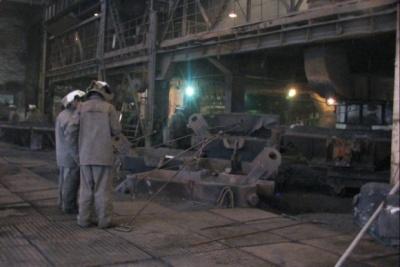 У Запоріжжі на заводі Фірташа стався витік хімікатів