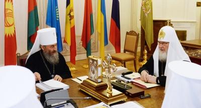 УПЦ МП хоче сприяти обміну полонених