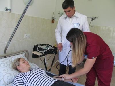 У Кіцмані планують капітально відремонтувати всі відділення районної лікарні