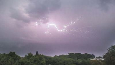 Від сьогодні на Буковині зіпсується погода: прогнозують грози, шквали і град