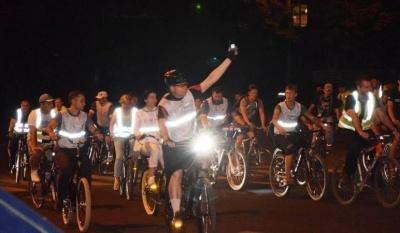 Чернівчан запрошують на вечірній велопробіг містом