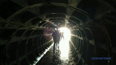 У Чернівцях влаштовують екстрим-екскурсії старим тунелем від ЧНУ до вокзалу
