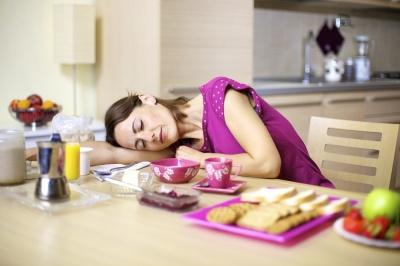 Чому після обіду хочеться спати
