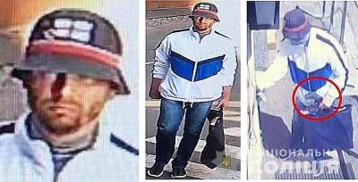 На Буковині поліція розшукує нападника, який намагався обікрасти ювелірний магазин