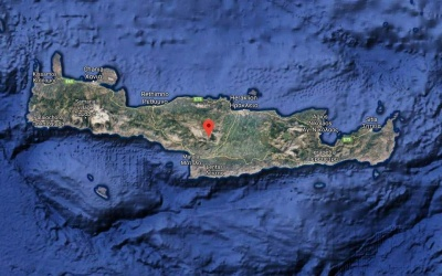 На острові Крит стався потужний землетрус