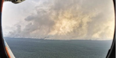 У Сибіру пожежа охопила близько трьох мільйонів гектарів лісу