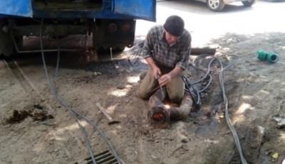 Аварія на водогоні: у Чернівцях великий район знову без води