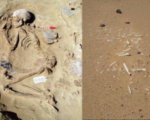 У пустелі знайшли сліди невідомої цивілізації