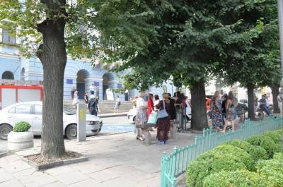 «Замінування» у центрі Чернівців: що відомо на цей час
