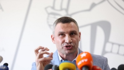 Кличко звернувся до НАБУ, через заяву Богдана щодо хабаря