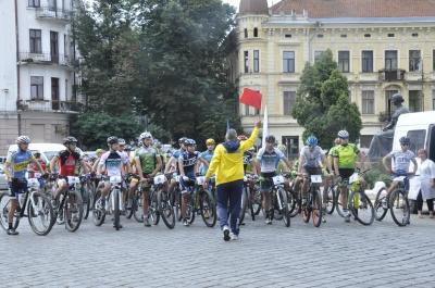 У Чернівцях проходить чемпіонат України з велоспорту