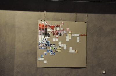 «Важливо знаходити справжні емоції»: у Чернівцях відкрили виставку молодої художниці Вікторії Радощук
