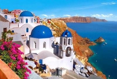Греція - бенкет фарб і неймовірних ландшафтів (на правах реклами)