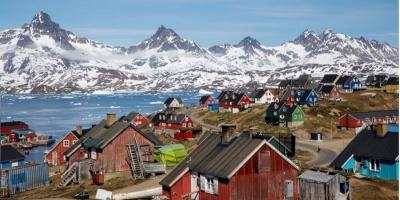 Гренландія втратила величезну кількість льоду за липень