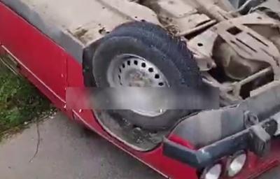 Кривава ДТП на Буковині: водій «Жигулів» підібрав пасажирів та вирішив «пограти у «Форсаж»