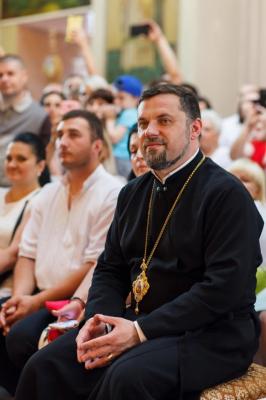 5 років тому Чернівецький владика Йосафат Мощищ став єпископом: віряни привітали його