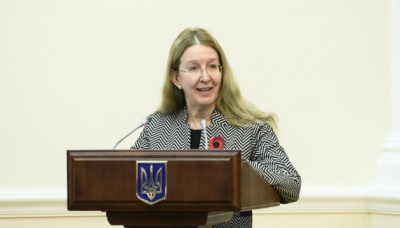 У Києві суд перевіряє, чи Уляна Супрун не має громадянства США