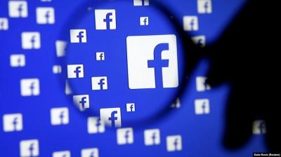 У Facebook знову стався збій