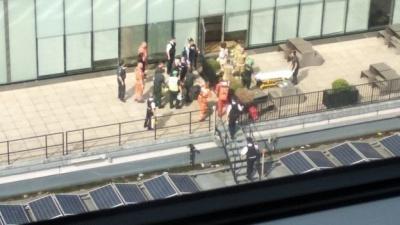 6-річного хлопчика скинули з даху лондонської галереї