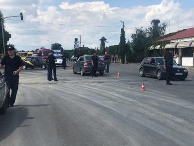 ДТП з потерпілими: у Мамаївцях зіткнулись два легковики