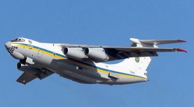 Знищено український вантажний літак у Лівії