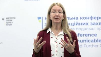 Супрун закликала розслідувати саботаж міжнародного іспиту для студентів-медиків
