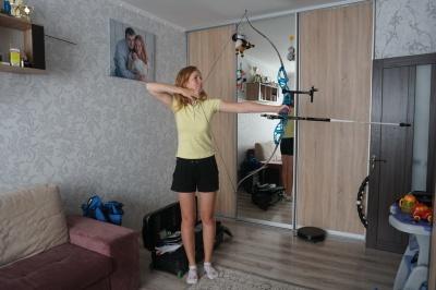 Лучниця Лідія Січенікова: «У нас вся родина спортивна»