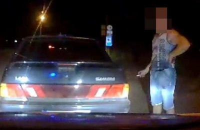 У Чернівцях п'яний водій за 5,5 тис грн намагався підкупити поліцейських – фото