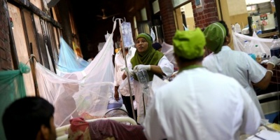 На Філіппінах епідемія лихоманки Денге. Померли вже понад 600 осіб