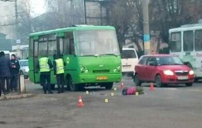 У Чернівцях засудили водія маршрутки, який збив на смерть жінку
