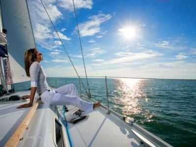 Анекдот дня: про яхту і морські дива