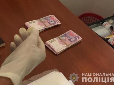 Депутата міськради затримали на хабарі 20 тис грн