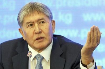 Експрезидент Киргизстану здався владі