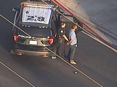 У Каліфорнії чоловік озброєний мачете влаштував різанину
