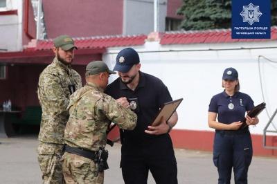 Патрульні з Буковини повернулись із зони ООС - фото