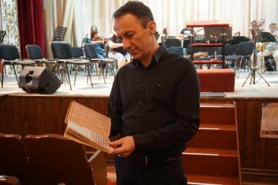 У табірному зошиті – геніальний музичний твір: прем'єра у Чернівцях