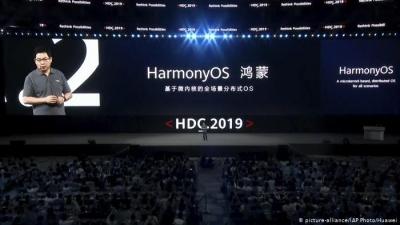 Компанія Huawei представила власну операційну систему