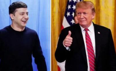 Трамп заявив, що Зеленський може домовитися з Путіним