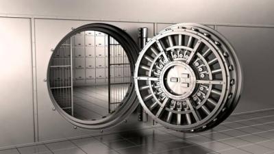 Анекдот дня: про банк і надійність сейфу