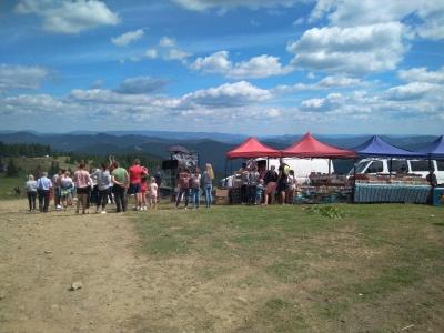 На горі Томнатик на Буковині стартував фестиваль «Памір Fest» – фото