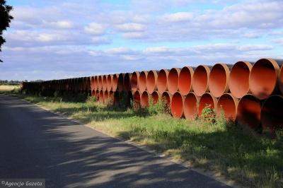 На будівництві газопроводу в Польщі загинув українець