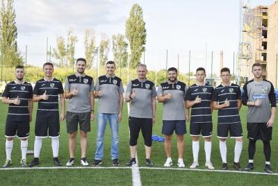 Футбол: «Довбуш» підсилився екс-капітаном та екс-тренером «Буковини»