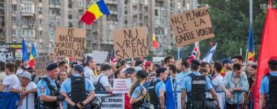 У Румунії десятки тисяч людей взяли участь в антиурядовому протесті