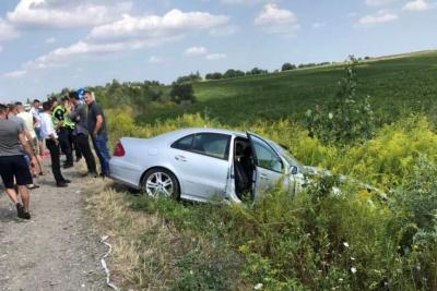 У Чернівцях сталось ДТП на об'їзній дорозі біля Гравітону
