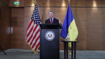 """Сполучені Штати, Німеччина та Франція проведуть консультації щодо """"нормандського формату"""""""