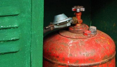 Спалахнув газовий балон: рятувальники розповіли деталі пригоди в Хотині
