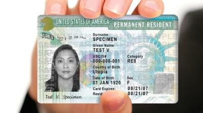У США хочуть ускладнити процес отримання грін-карт