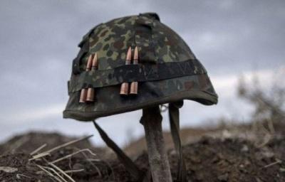 Тричі зупинялось серце: в лікарні помер поранений на Донбасі військовий