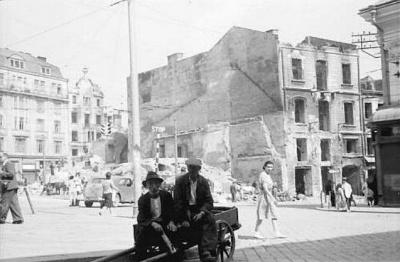 Ленін без голови і гуцули на бордюрах: якими були Чернівці в 1941 році